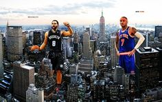 NETS vs KNICKS ; which side are you on?