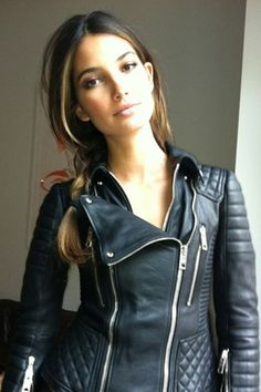 Lily Aldridge's fashion and style choices, day 8 (Vogue.com UK)