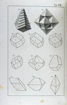 Bombicci Porta, Luigi (1862) / Sacred Geometry <3