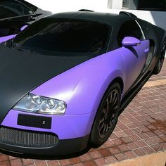 Purple Bugatti~