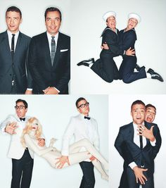 I want in on this friendship. Love Justin Timberlake and Jimmy Fallon