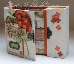 Mini Album et son coffret - Pure Lorelaïl Design 10