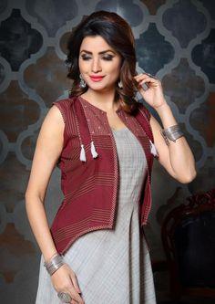 Order # Ladies Flavours on WhatsApp number or ArtistryC. Salwar Neck Designs, Kurta Neck Design, Dress Neck Designs, Stylish Dress Designs, Designs For Dresses, Stylish Dresses, Simple Kurti Designs, New Kurti Designs, Kurta Designs Women