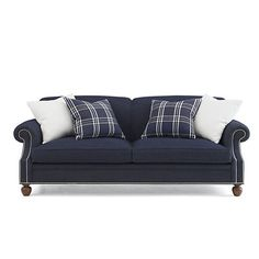 Edwardian Sofa - Sofas / Loveseats - Furniture - Products - Ralph Lauren Home - RalphLaurenHome.com