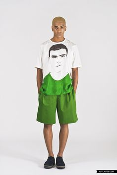 SS'2013 & AW'2013 Menswear Fashion Collection // Joseph Turvey | Afflante.com