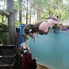 michigan ren fest mermaid