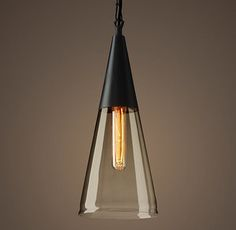 Lighting Solutions_Cone Filament Pendant_165mmD.jpg