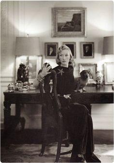 Millicent Rogers, foto di Richard Rutledge per Vogue America, 15 marzo 1945