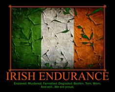 Proud, happy, and full of life. And yet in America if we wake up and someone forgets to take the pickles off our hamburger we are angry the rest of the day.... Oh how I long for the Éire!