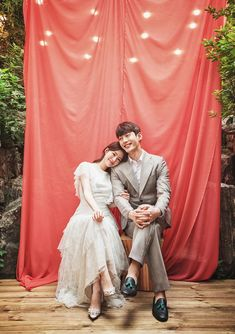Pre Wedding Poses, Pre Wedding Photoshoot, Wedding Couples, Wedding Looks, Dream Wedding, Korean Wedding Photography, We Get Married, Couple Posing, Photo Poses