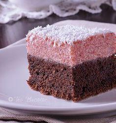 prajitura de post Romanian Desserts, Romanian Food, Sweet Recipes, Cake Recipes, Dessert Recipes, Vegetarian Recipes, Cooking Recipes, No Bake Cake, Cheesecakes