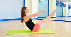 If you're looking for a Pilates core workout that will tone your entire midsection, you've come to the right place.