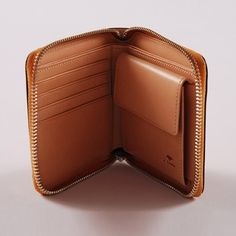 Il Bussetto Large Zip Wallet - lifestylerstore - http://www.lifestylerstore.com/il-bussetto-large-zip-wallet/