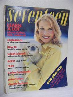 February 1973 cover with Darlene