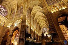 Catedral de #León #leonesp