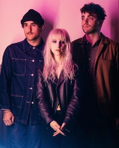 Paramore Hayley Williams Taylor York Zac Farro 2017 #after laughter #new photoshoot