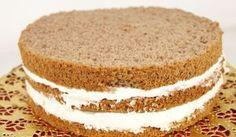 Koňaková torta