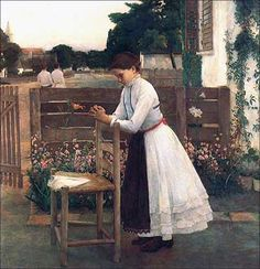 """Ave Maria"" by Bela Ivanyi-Grunwald, Hungary, 1891"
