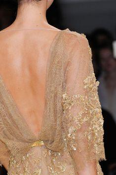 Elie Saab Fall 2012 - Details