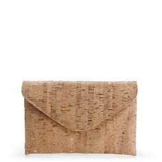 J Crew Invitation Clutch in cork Jimmy Choo, Bb Style, Beautiful Closets, Christian Louboutin, Gold Clutch, Queen Maxima, Envelope Clutch, Sergio Rossi, J Crew