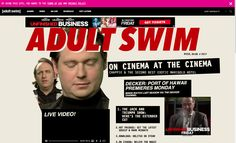radical adultswim.com