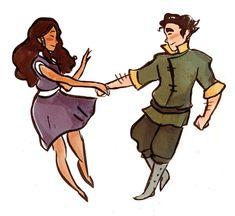 Swing Dance by ~ta-min on deviantART