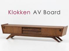 Scandinavian teak furniture