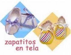 Como Coser Zapatitos Tela Para Bebe - Resultados de Yahoo Video Search