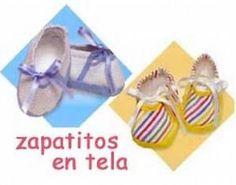 Como Coser Zapatitos Tela Para Bebe - Resultados de Yahoo Video Search