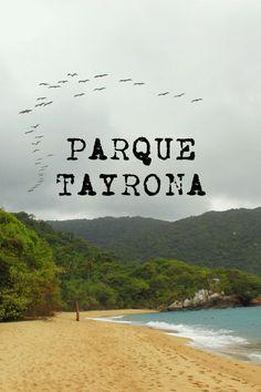 Parque Tayrona - Colombia