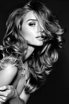 Rosie Huntington Whitley - One of my favourite models