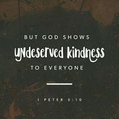 1 Peter 5 : 10