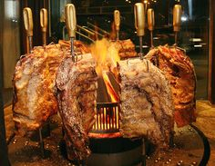 Brasilian Barbecue - Churrascaria - Churrasco