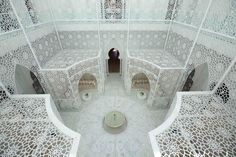 Royal Mansour, SPA, Marrakech