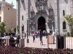 Video: Miraflores District in Lima, Peru