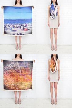 reborn silk scarves #2