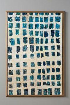 Howard Scott Block Printed Wall Art #anthrofave