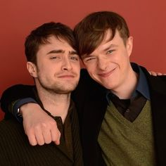 Daniel Radcliffe And Dane DeHaan Open Up About Their Adorable Friendship....adorable!! :)