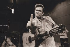 It's one of the most famous photographs in existence  the 'bird shot.' - Johnny Cash