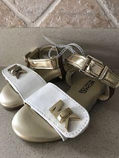 c02a44126c1d Michael kors Demi Lock-T Girls Sandals Sz. 5  50 VALUE!!  fashion  clothing   shoes  accessories  kidsclothingshoesaccs  girlsshoes  ad (ebay link)