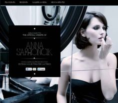 50 Fresh and Inspiring Examples Of Single Page Website Designs One Page Website, Italian Actress, Source Of Inspiration, Web Design, Abs, Actresses, Woman, Color, Artist