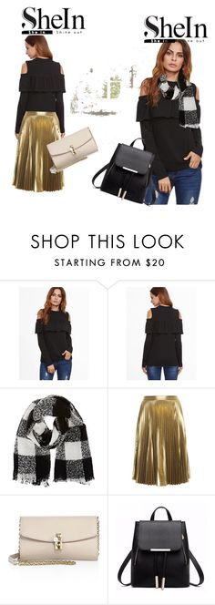 """""""She In"""" by kiarakappa ❤ liked on Polyvore featuring Barneys New York, A.L.C. and Dolce&Gabbana"""