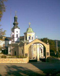 Tavna monastery, Serbia