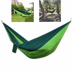 Camp Sleeping Gear Loyal Portable Camping Hammock With Mosquito Net 1-2 Person Outdoor Hanging Bed Strength Swing Sleeping Bag Multifunction Lazy Bag Easy And Simple To Handle Camping & Hiking