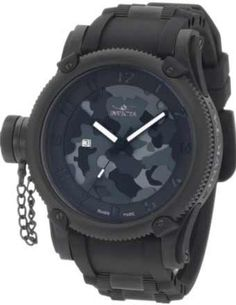 This Invicta Men's Russian Diver Collection watch is really cool, though it will make you poorer by about $2,000. More at http://www.bestwatchbrandshub.com/are-invicta-watches-good/