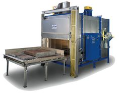 Core Bake Oven | Industrial Ovens | International Thermal Systems