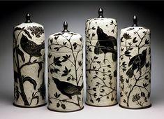 bird jars