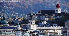The nunnery or Stift Nonnberg Abbey in Salzburg - known from The Sound of Music. Sat in the church here on my own and listened to the nuns singing behind the screens. No tour parties so very moving. Sound Of Music Tour, Places To Travel, Places To Visit, West Berlin, Salzburg Austria, Alps, Verona, Trivia, Screens