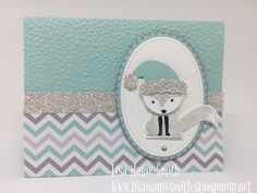 Stampin Up Foxy Friends
