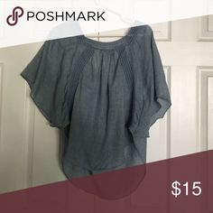 Pheasant Top- Perfect Condition Pheasant Top Love Stitch Tops Blouses